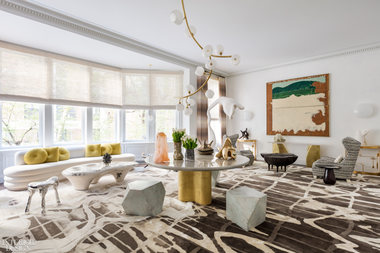 看展丨2019纽约基普斯湾室内设计展