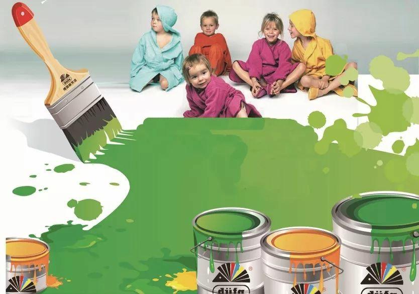 装修时如何使用墙漆
