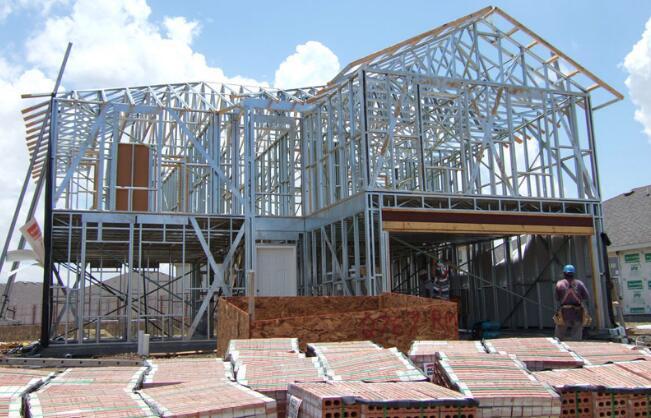 建材界新秀轻钢别墅是否有望从农村走向城市?